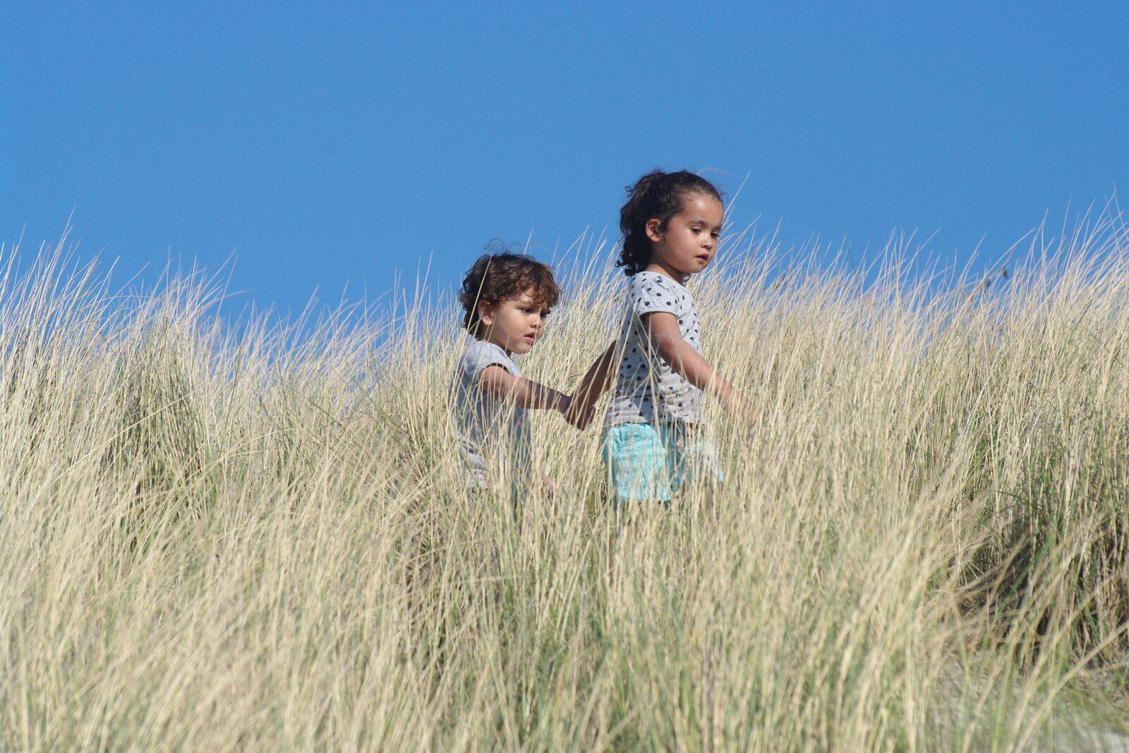 Meivakantie zeeland met kinderen