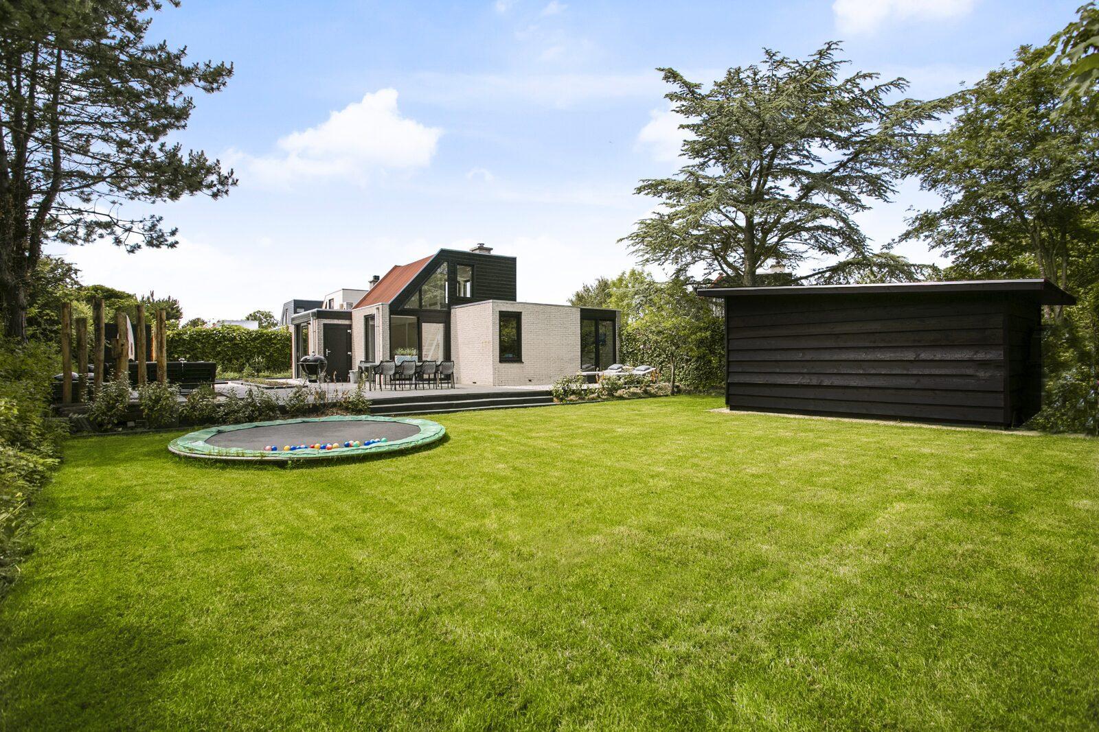 Vlier 10 is een vakantiehuis op het milieuvriendelijke park De Klepperstee.