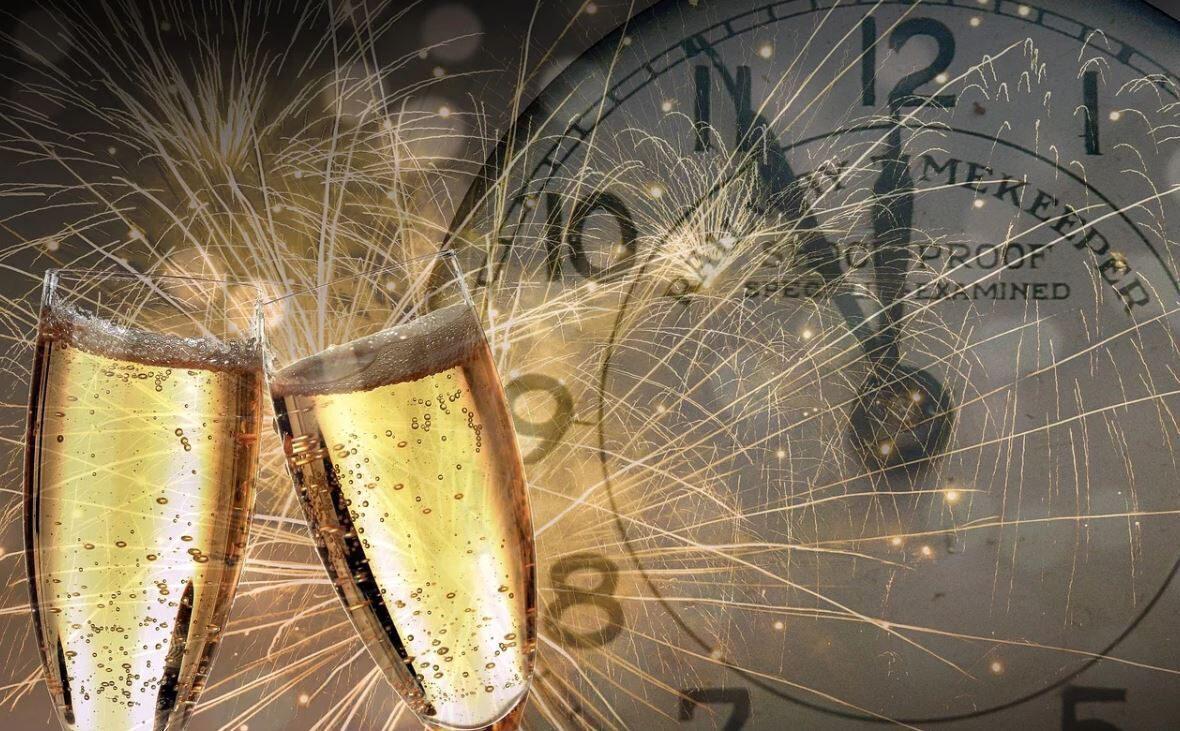 Fêter la nouvelle année à Châtel
