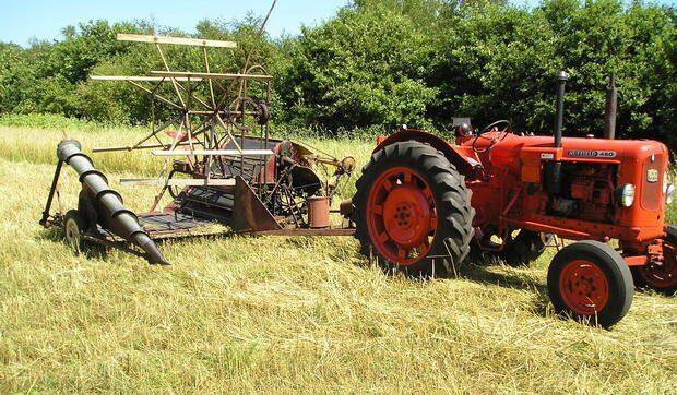 Landbouw museum de Laarman