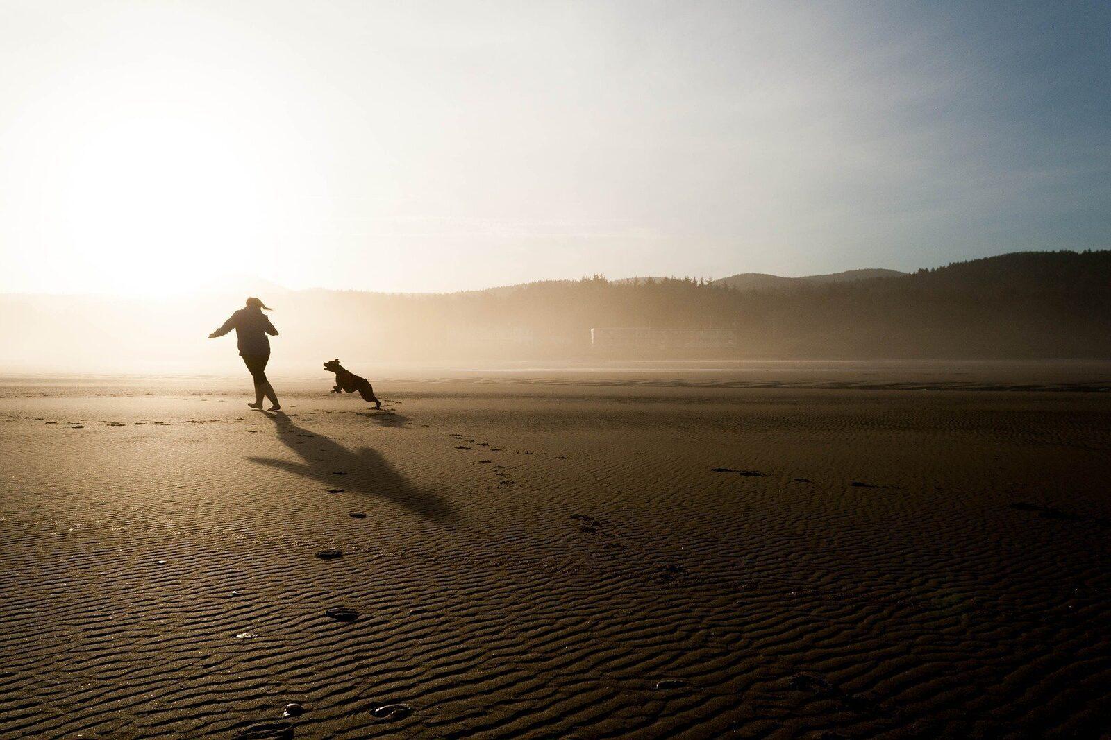 Vakantiehuis aan zee met hond
