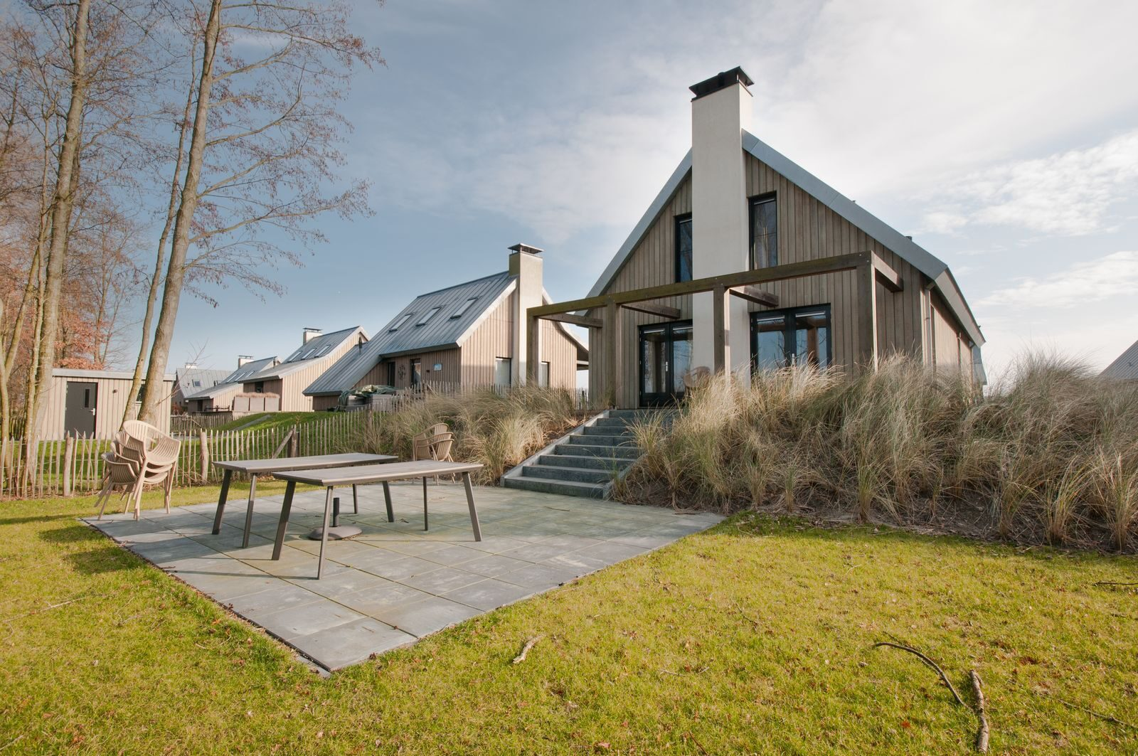 Vakantiehuis 12 personen Zeeland