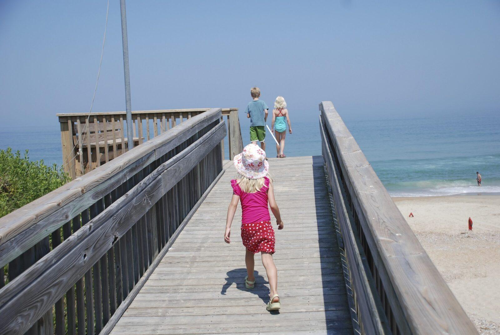 Kindvriendelijke vakantiehuizen aan zee