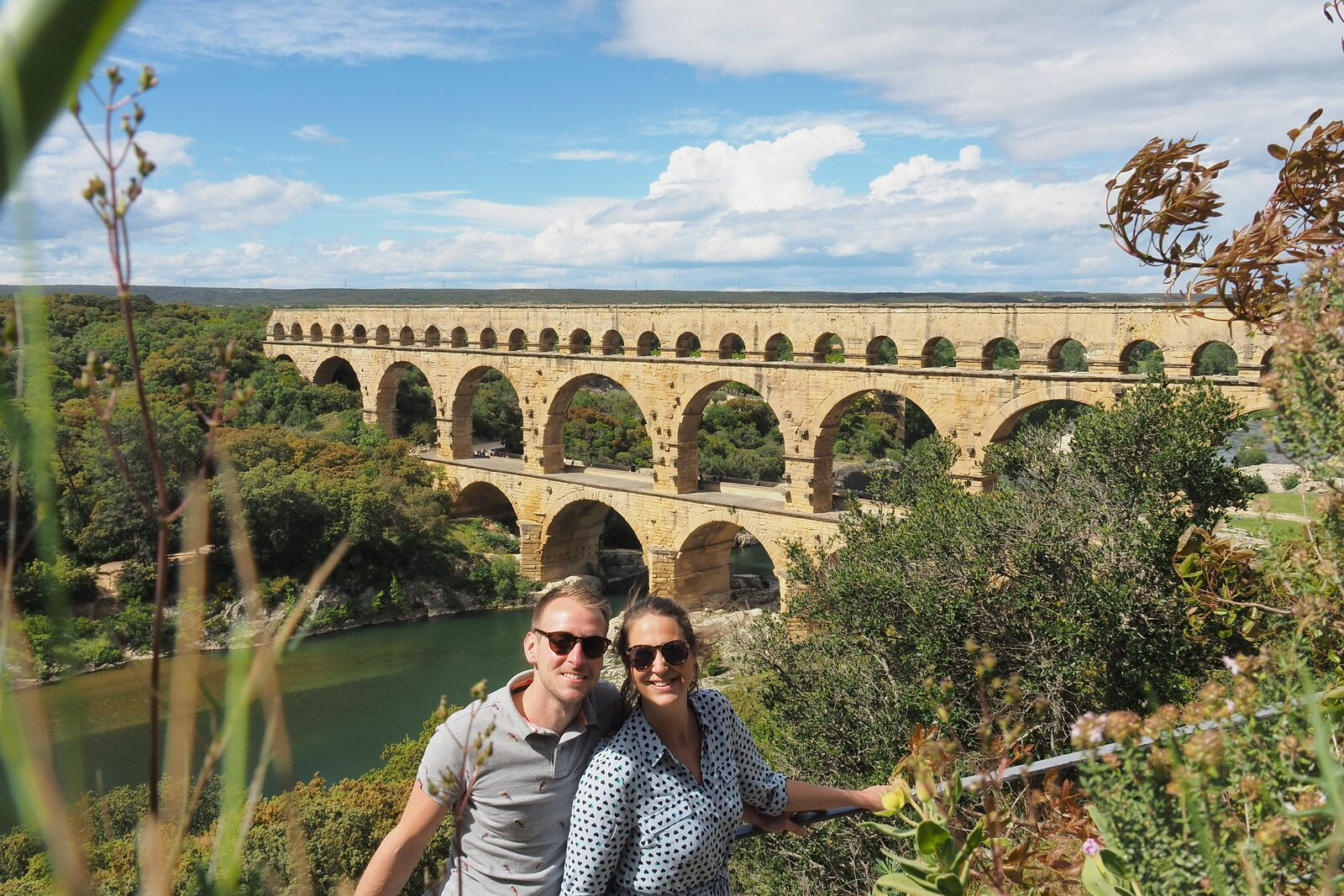 Pont du Gard in Languedoc Roussillon