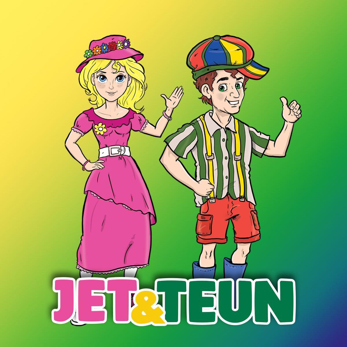 Jet en Teun