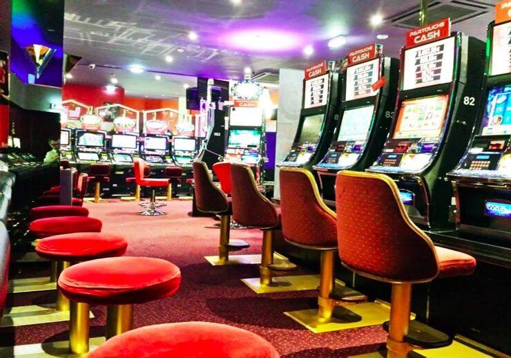 Het Casino van Calais