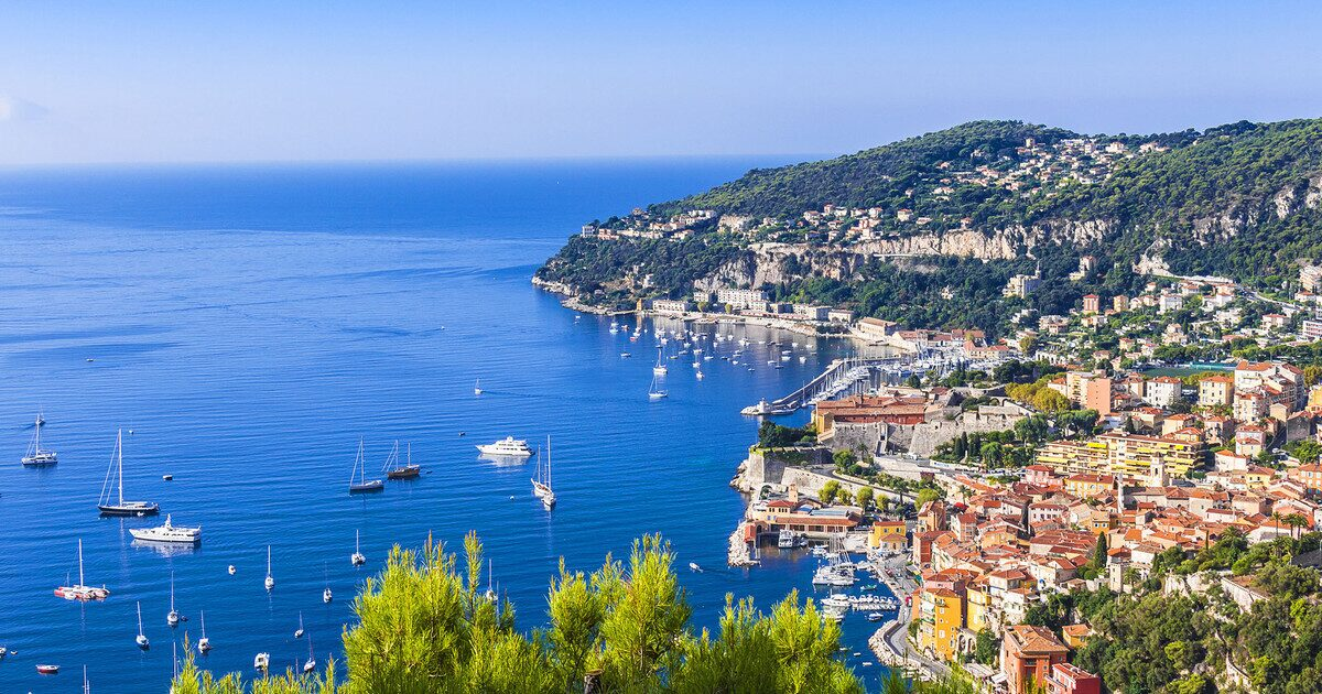 Découvrez Nice (Côte D'Azur)