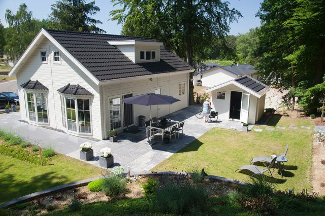 Holiday homes (recreation cottages)