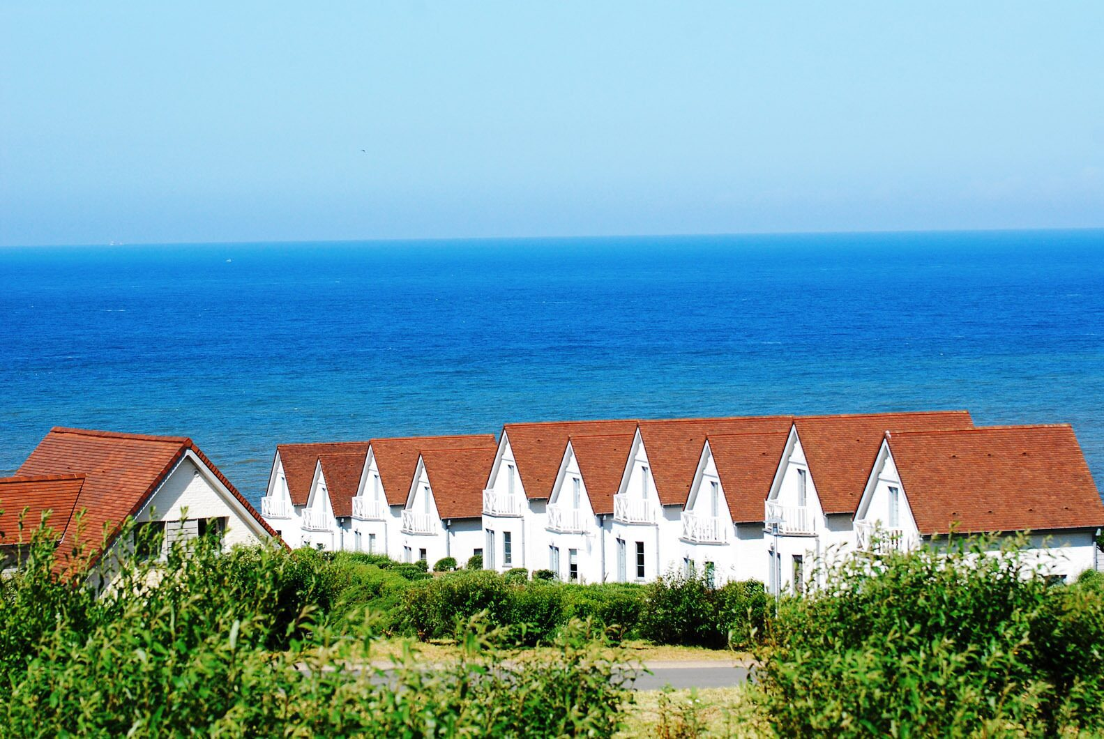 Stunning seaview from your accommodation