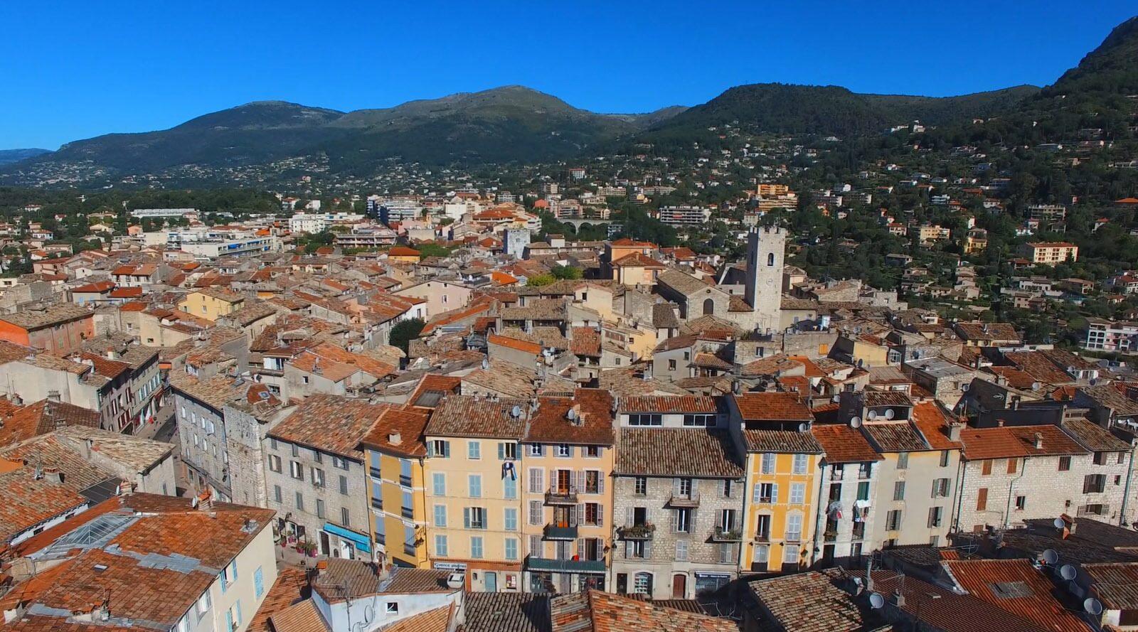 Découvrez Vence & la Côte d'Azur