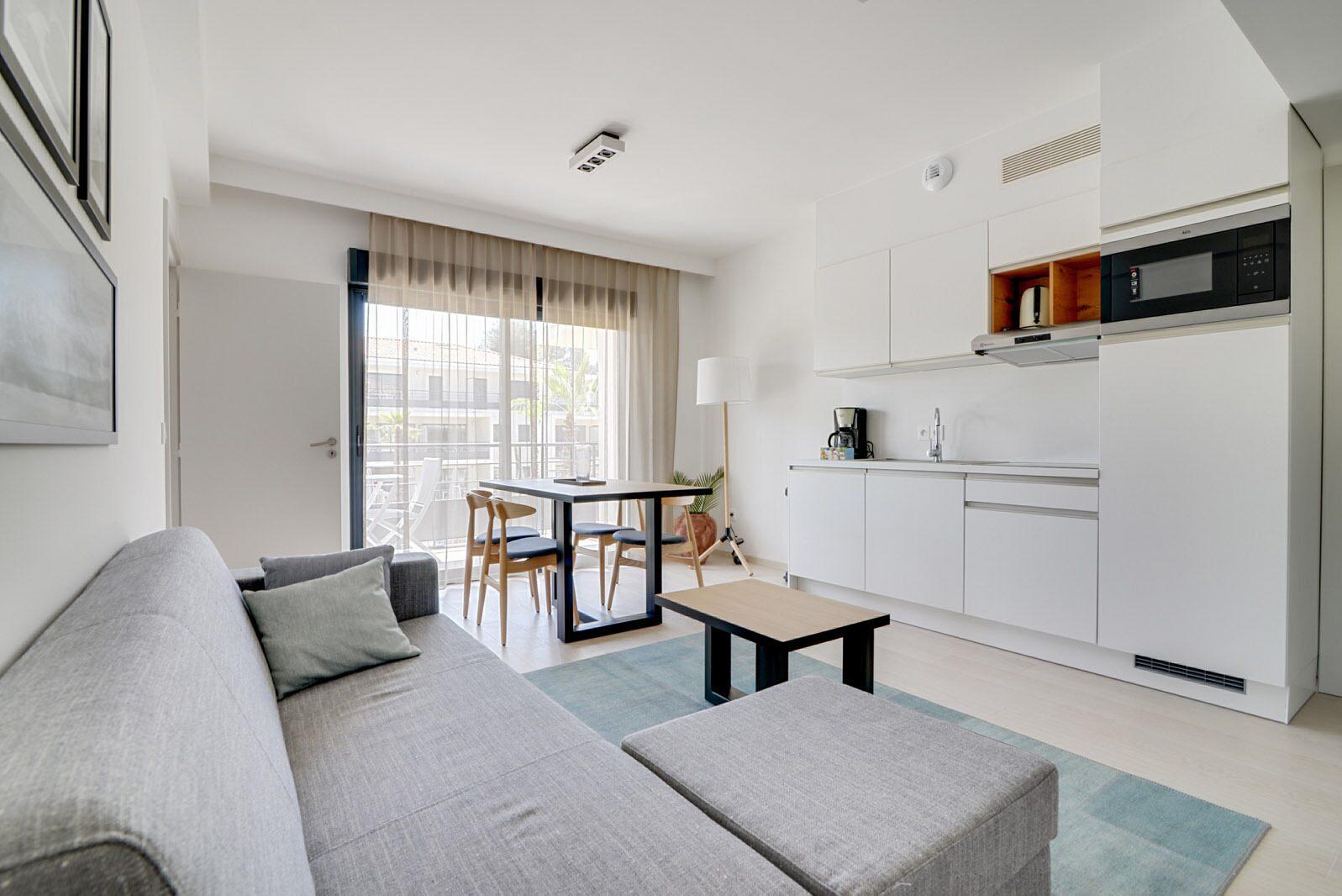 Comfortabele appartementen voor maximaal 8 personen