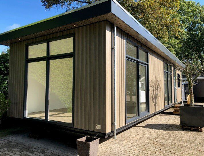Ackersate Cube Chalet