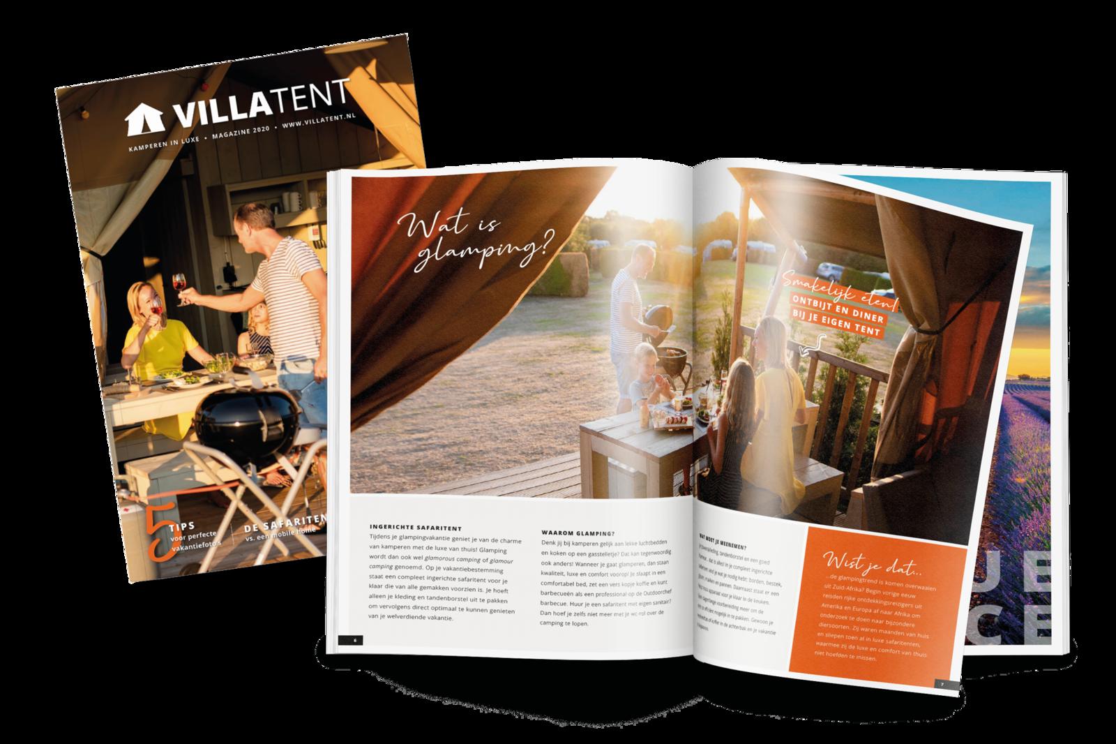 Villatent Magazine 2020