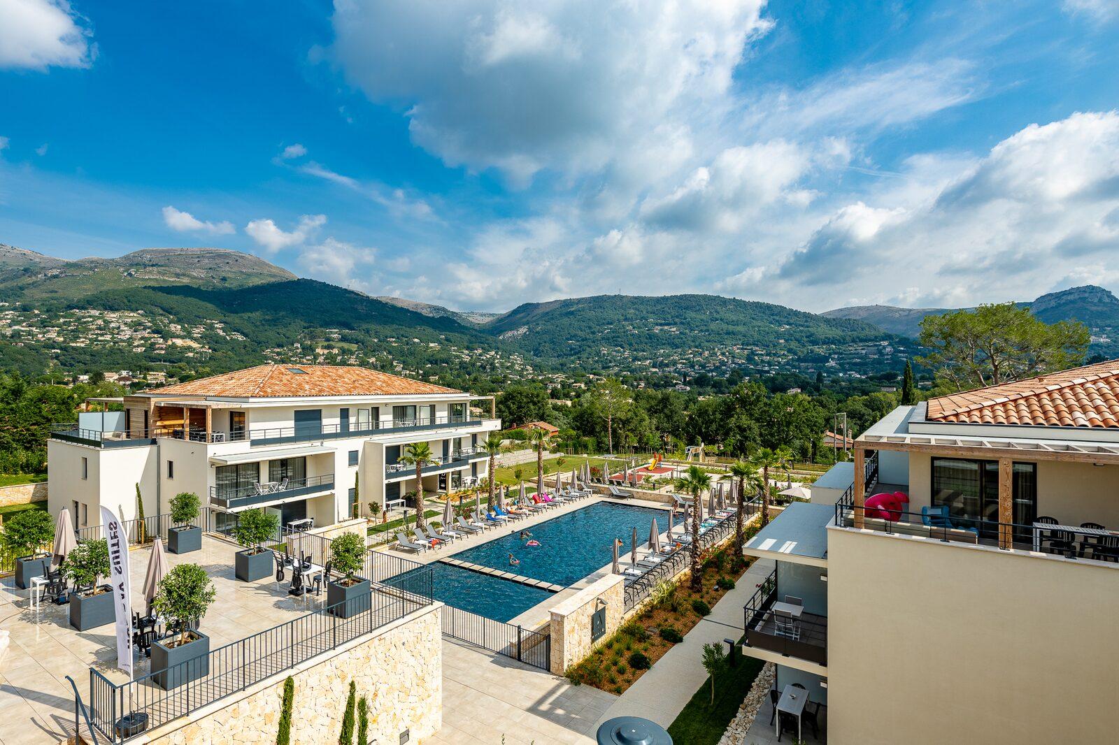 Evancy Vence - Les Jardins d'Azur