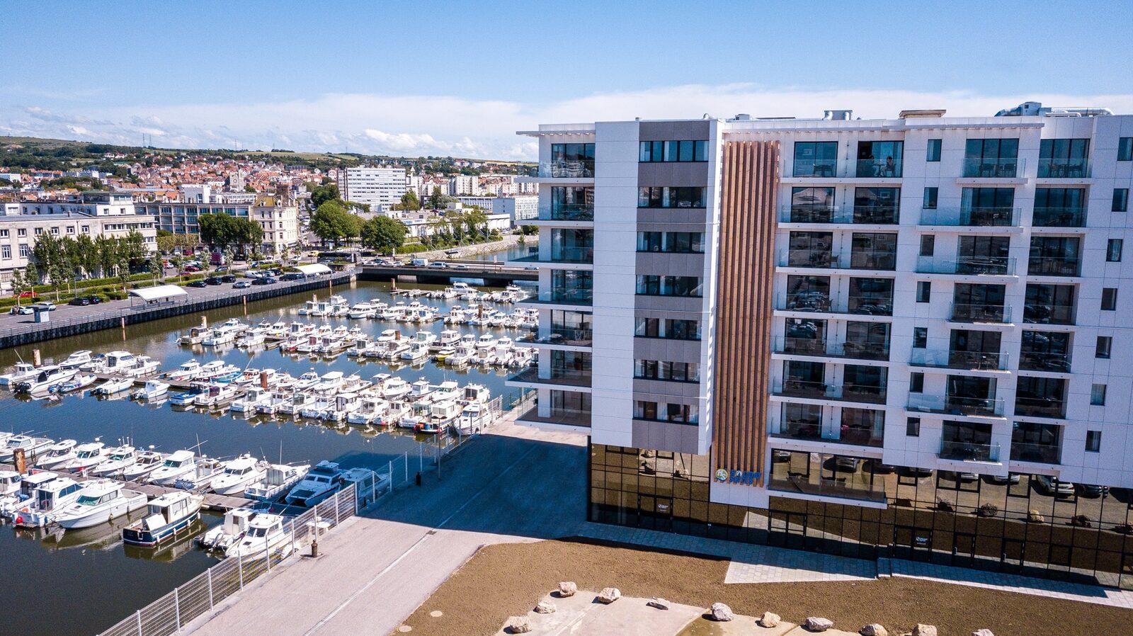 Evancy Boulogne-Sur-Mer La Marina ***