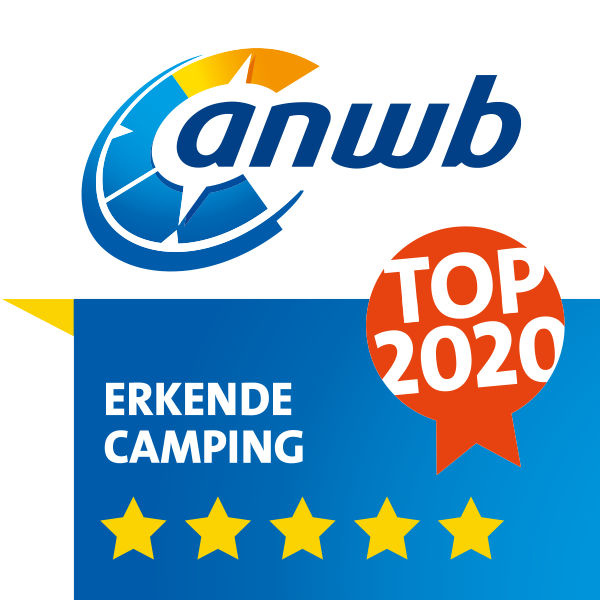 ANWB-approved 5-star campsite 2019