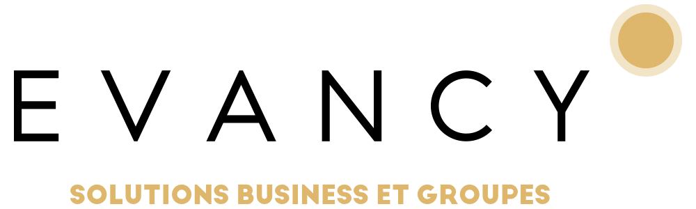 Logo Evancy Business et Groupes