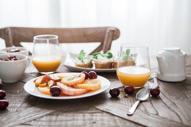 Ontbijtservice in je huisje