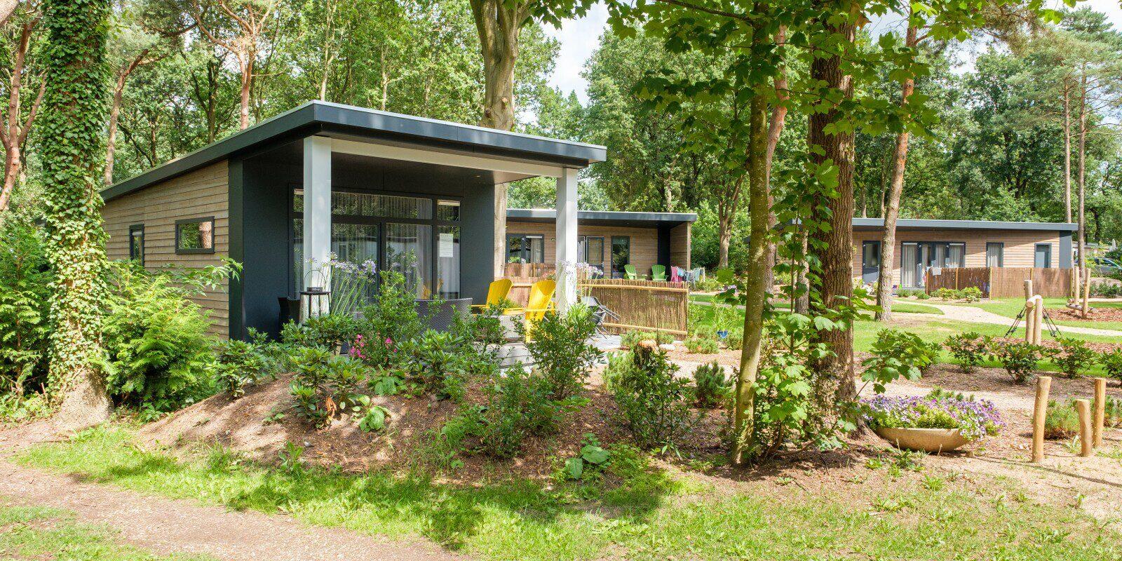 Nieuwe Bospark Chalets