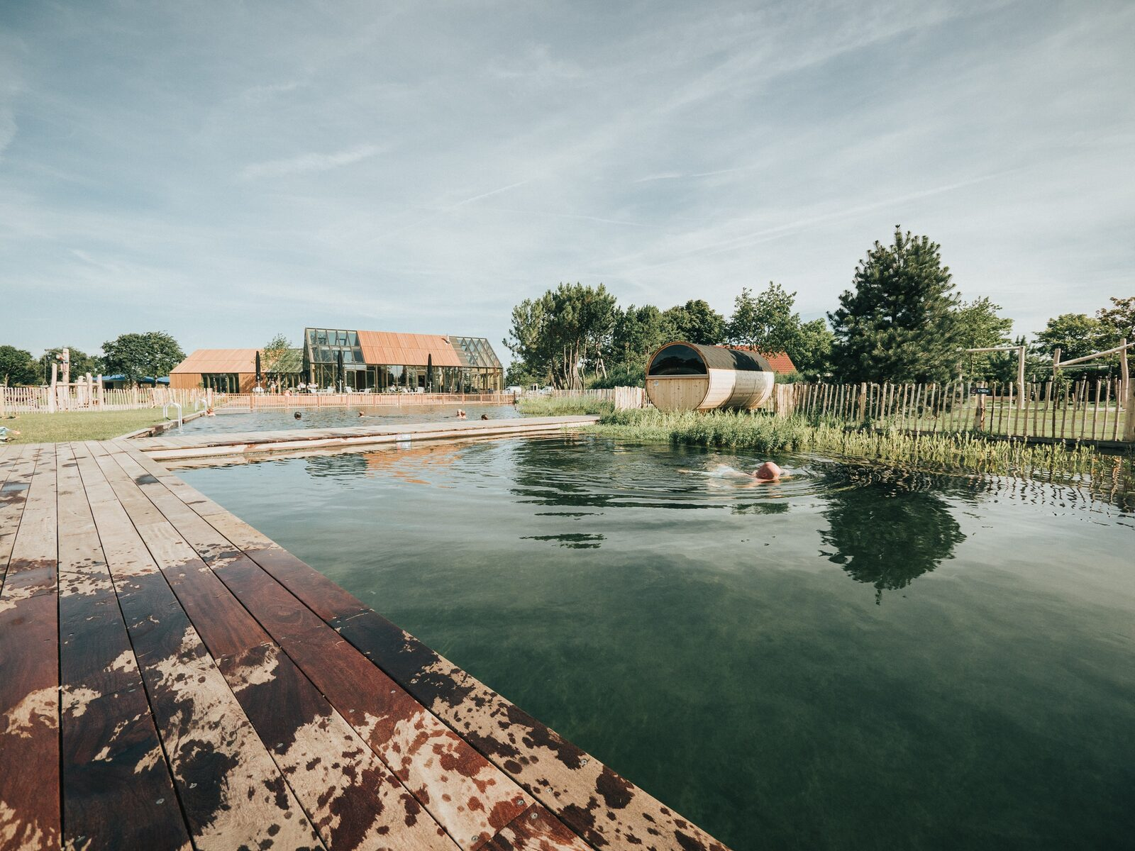 Zwemmen | De Klepperstee