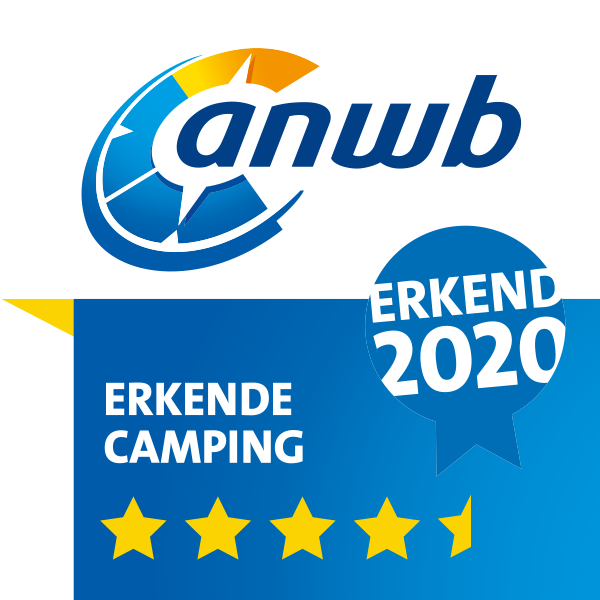 ANWB 4,5 Camping Witterzomer