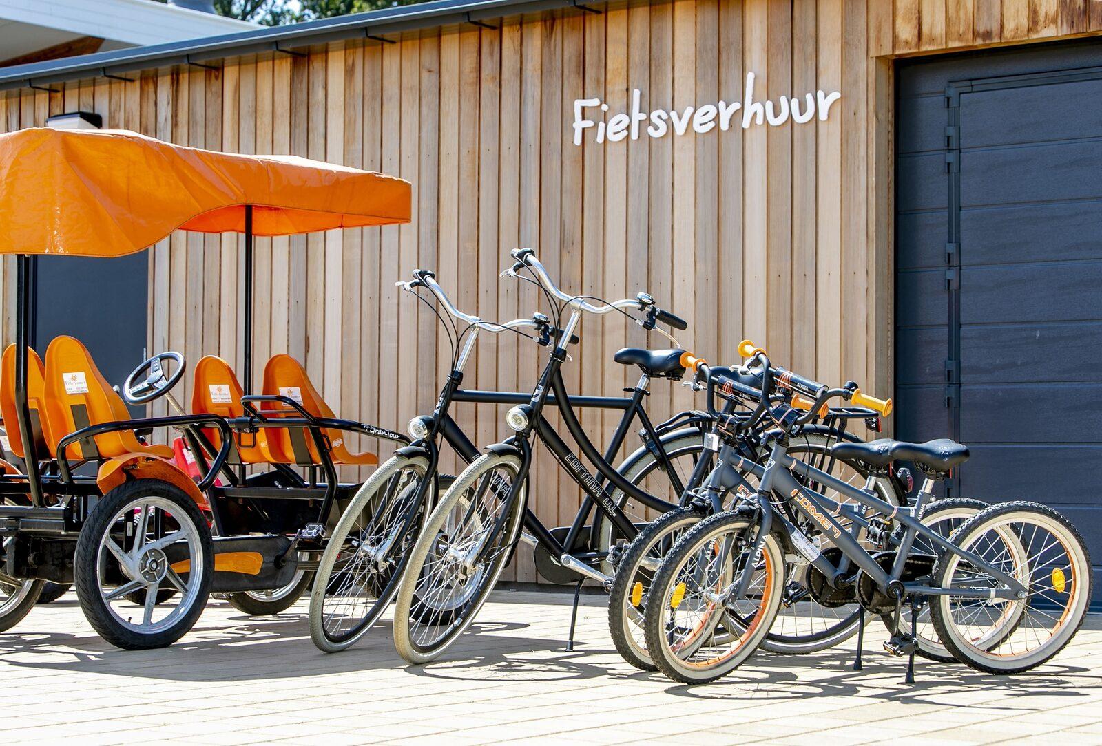 Vakantiehulp - Terrein en fietsen