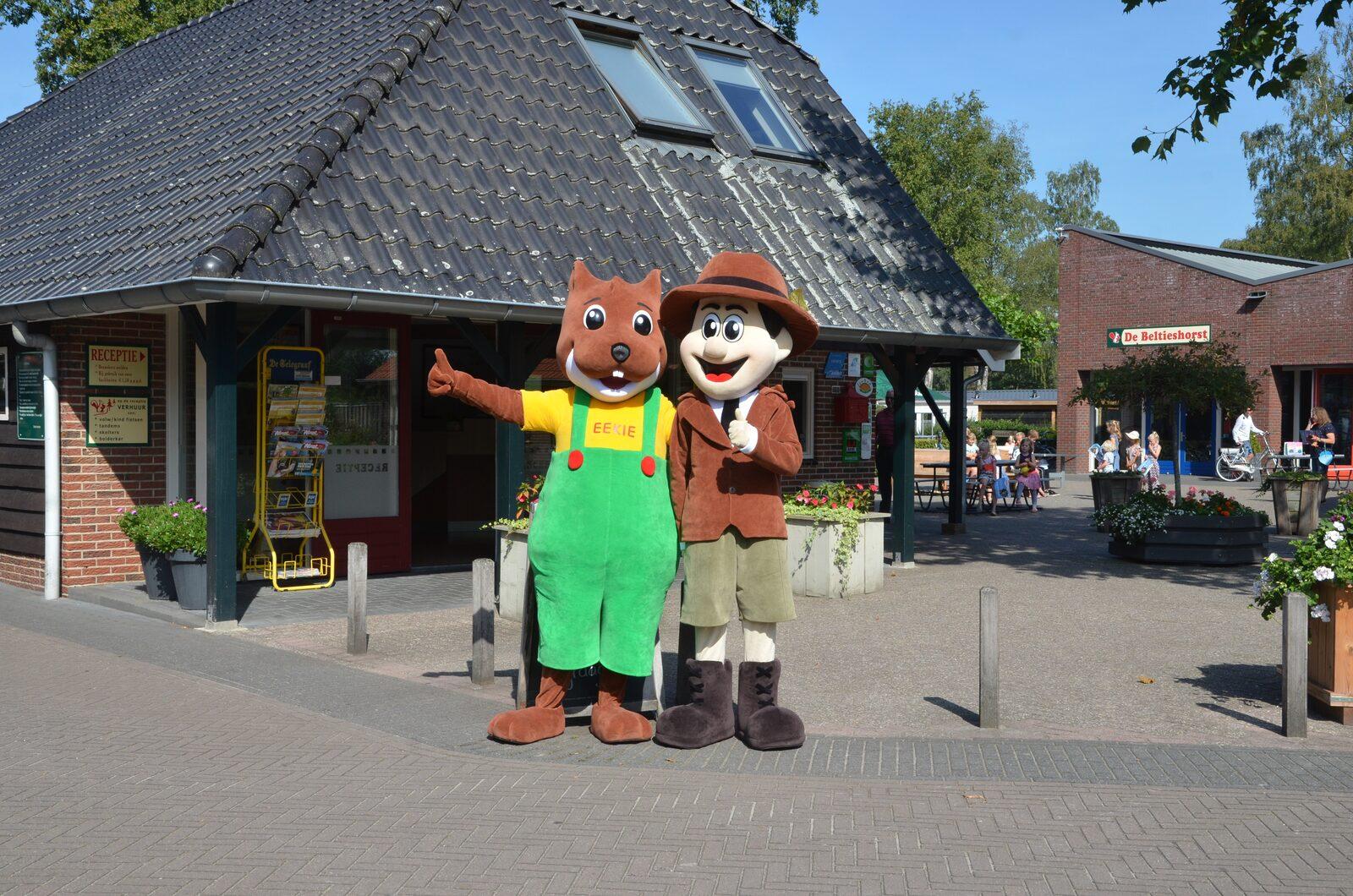 Vakantiepark De Kleine Belties | Genieten voor jong en oud