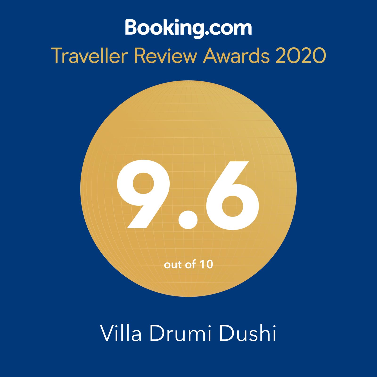 award villa drumi dushi review beoordeling curacao