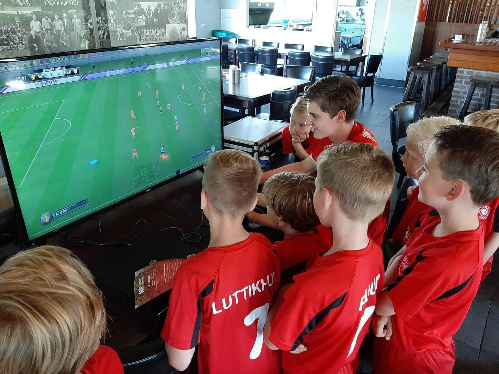 FIFA 20 toernooi i.s.m. FC Twente!