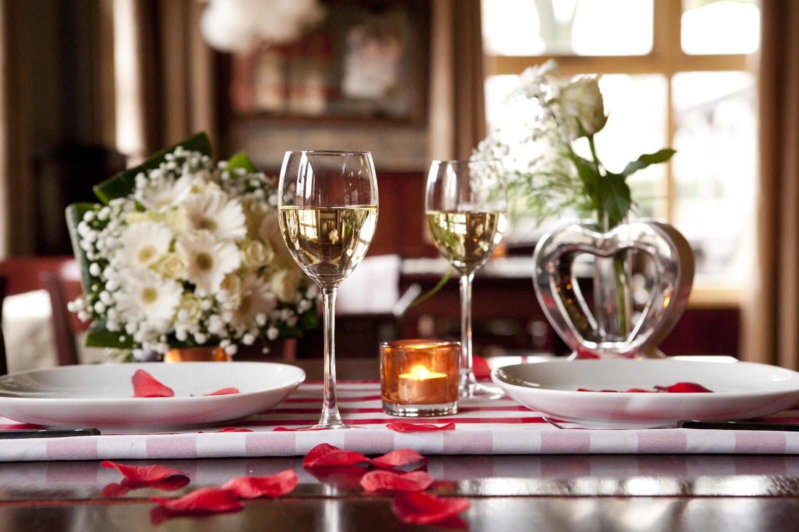Valentijnsdiner in Voorthuizen