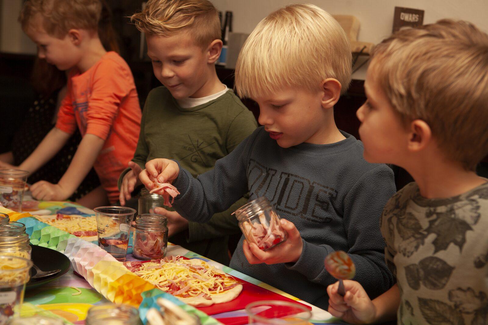Win een kinderfeestje in Voorthuizen!