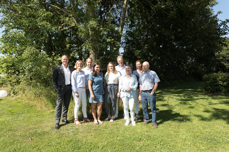 Maak kennis met het team van Strandappartementen De Gulden Stroom