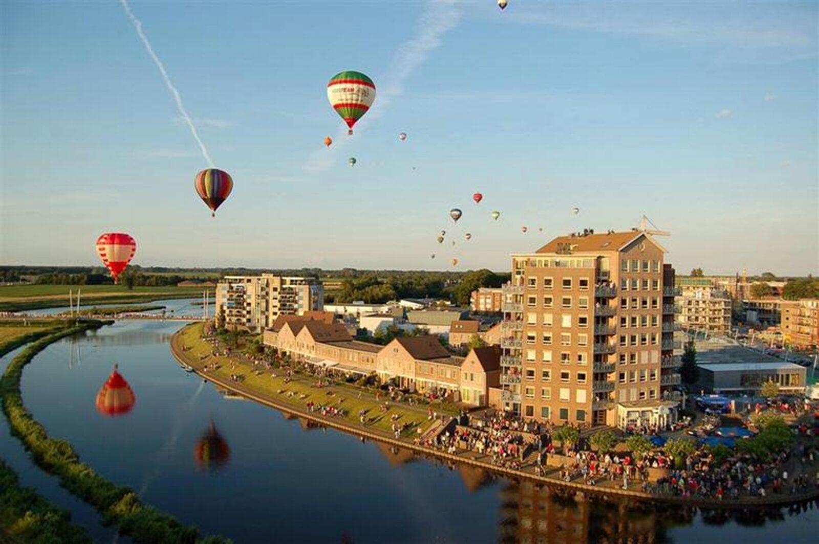 Ballonnenfestival Hardenberg