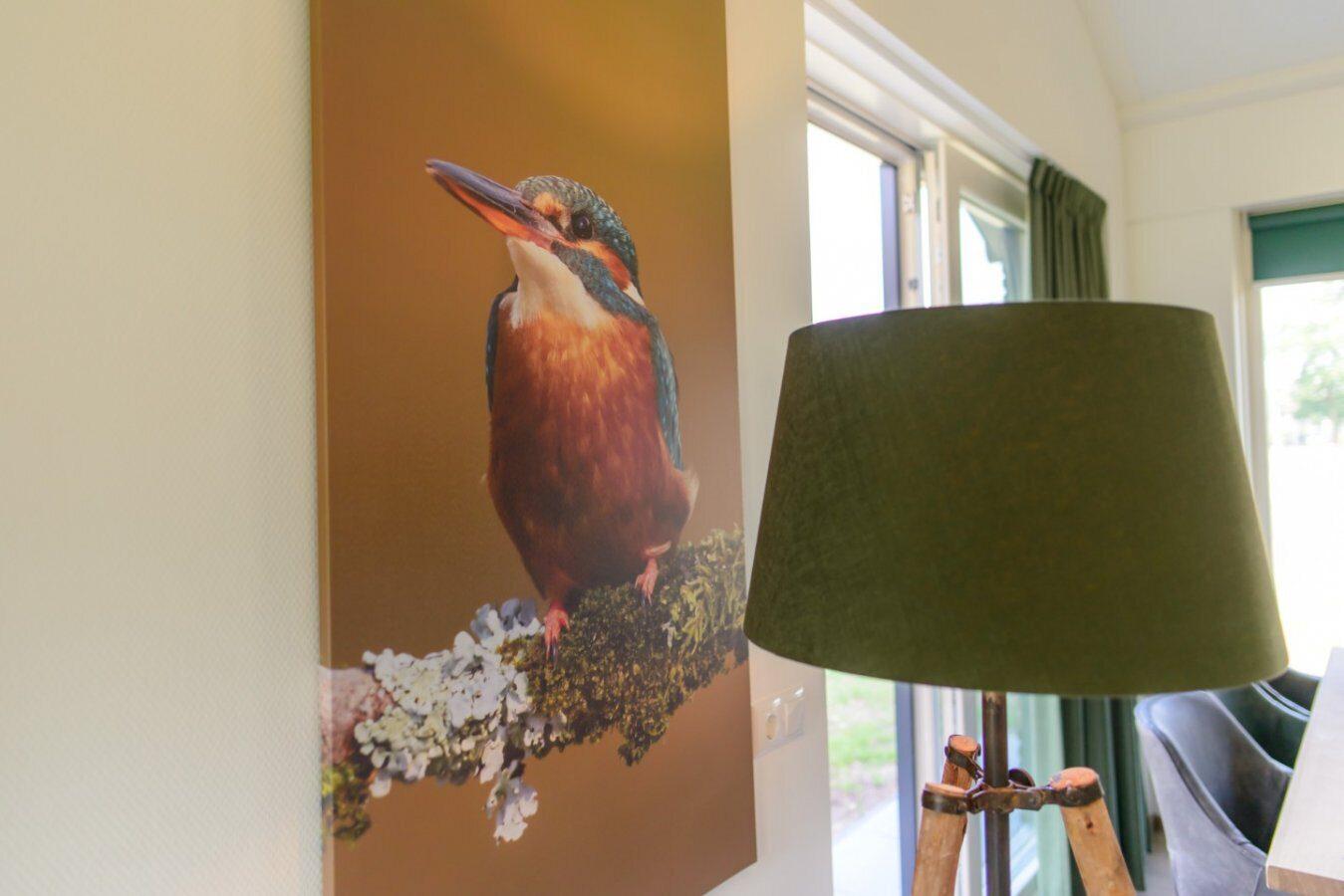 Vogelveld Vrijstaande Wellness Villa | 4 persoons