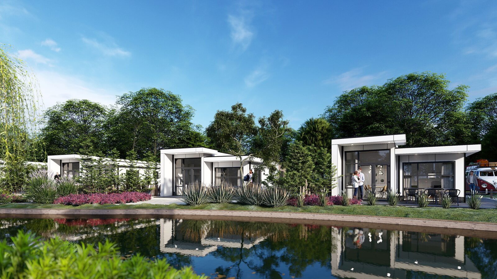 Vakantiehuis kopen in Nederland