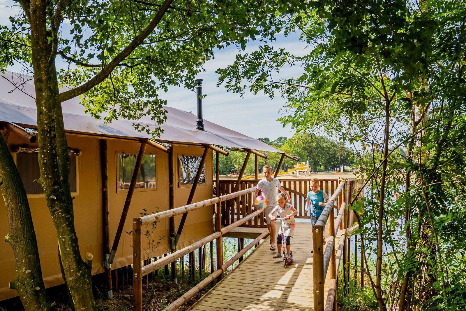 Vakantiehuizen in de natuur