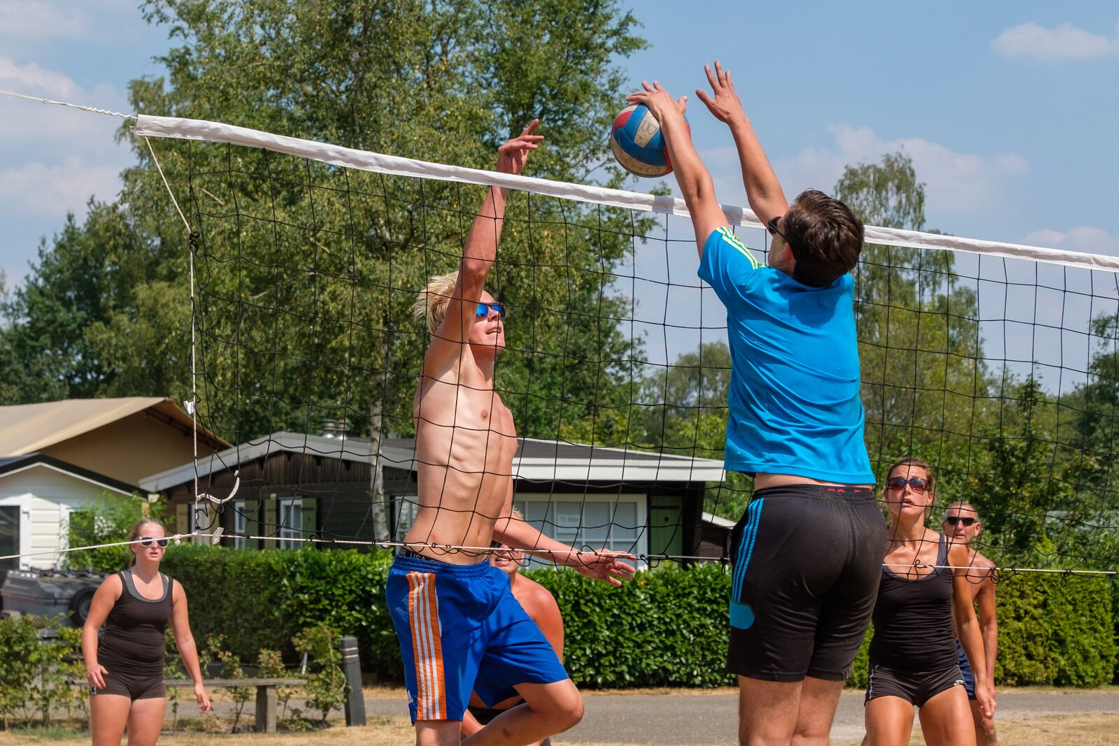 Belties volleybaltoernooi