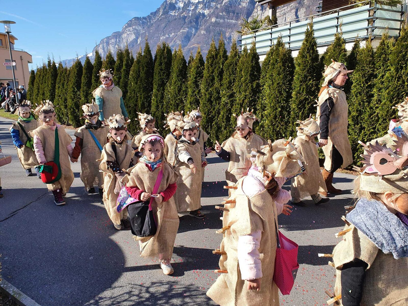Carnival in Resort Walensee