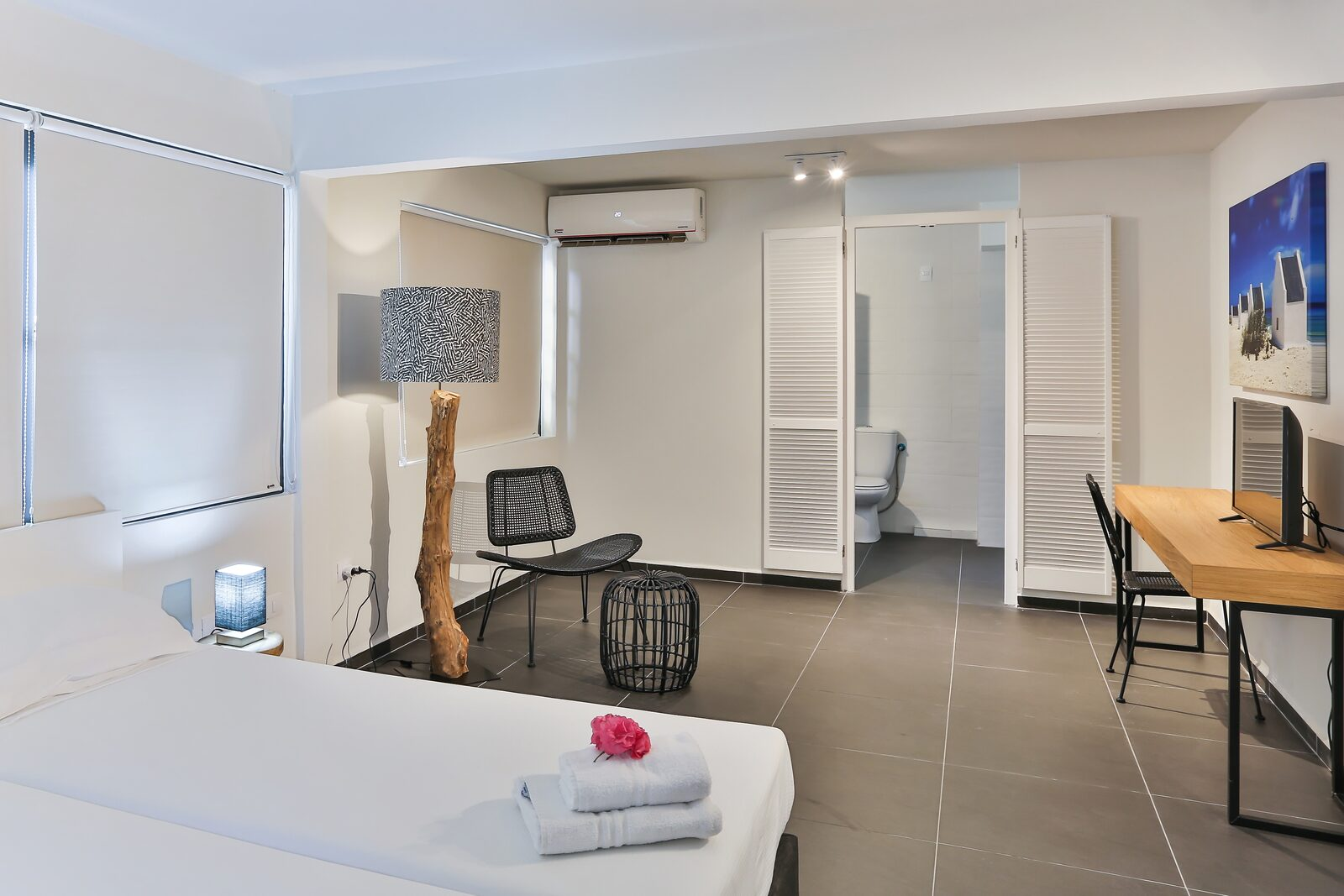 Chambres d'hôtel Bonaire
