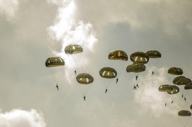 Airborne EDE