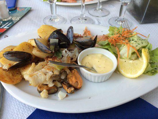 Restaurant Bray Dunes La Voile Bleue