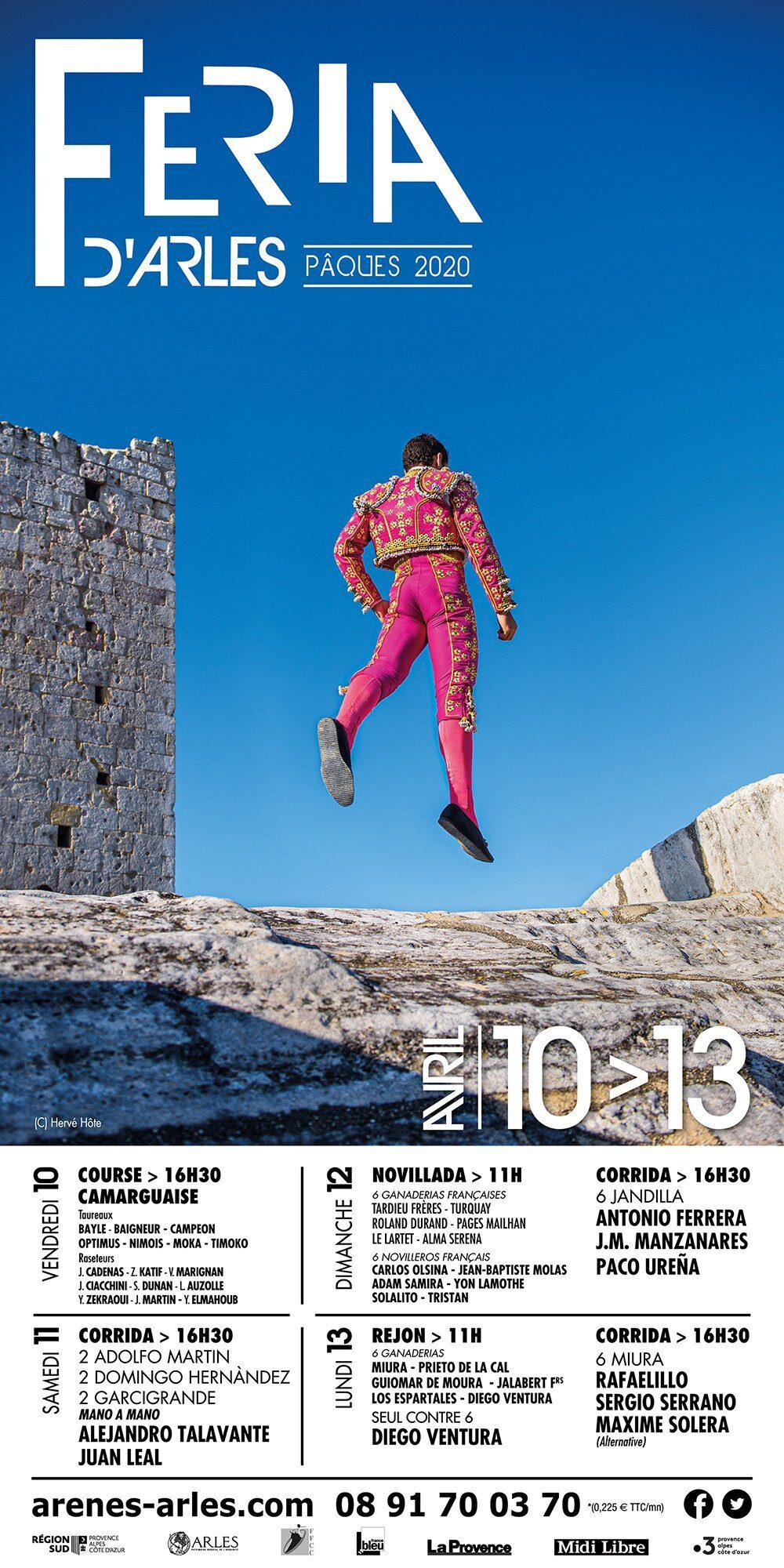 Feria van Arles Pasen 2020