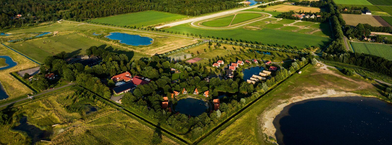 Luchtfoto Eigen Wijze