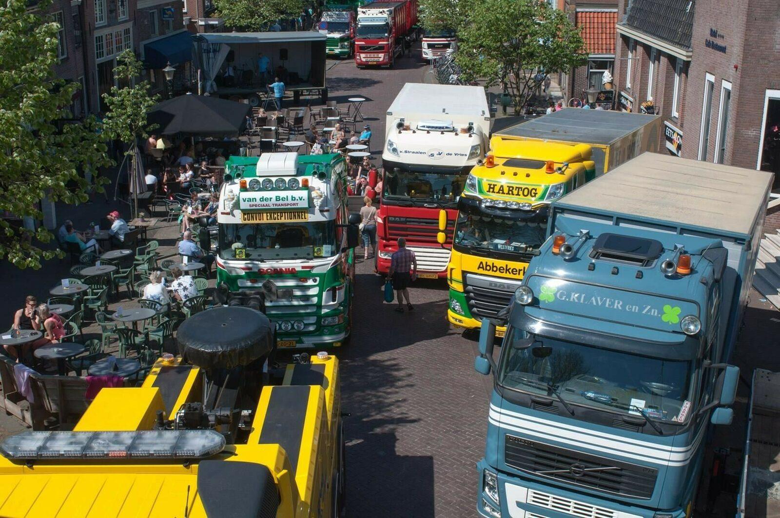 Truck festival Westfriesland