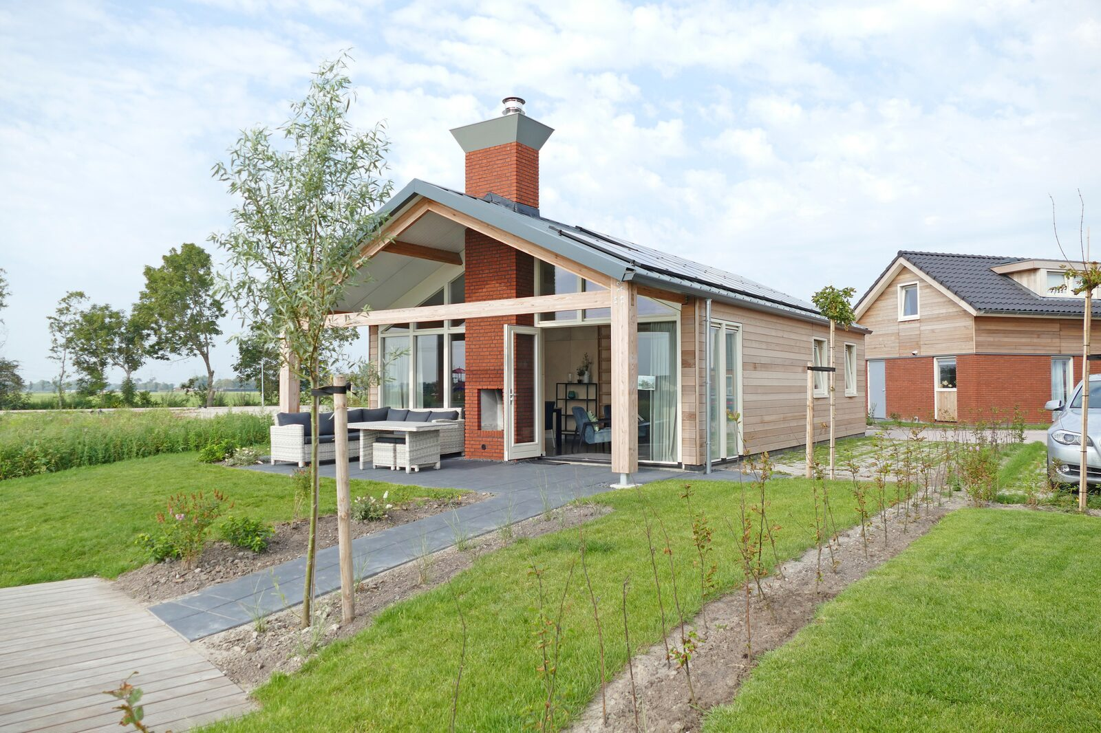 Adapted holiday home Friesland