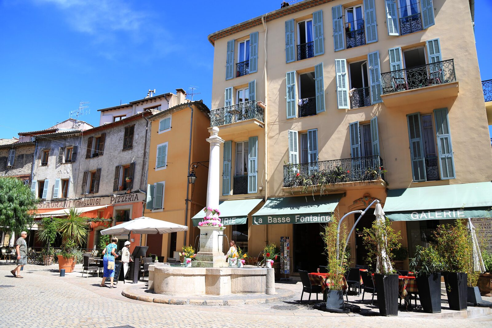 Historical and artistic features of Vence