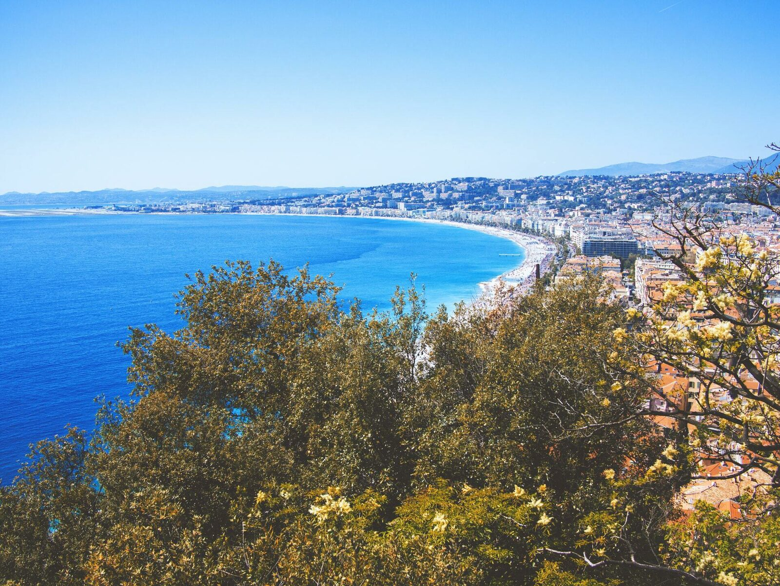 Discover Nice at the Côte D'Azur