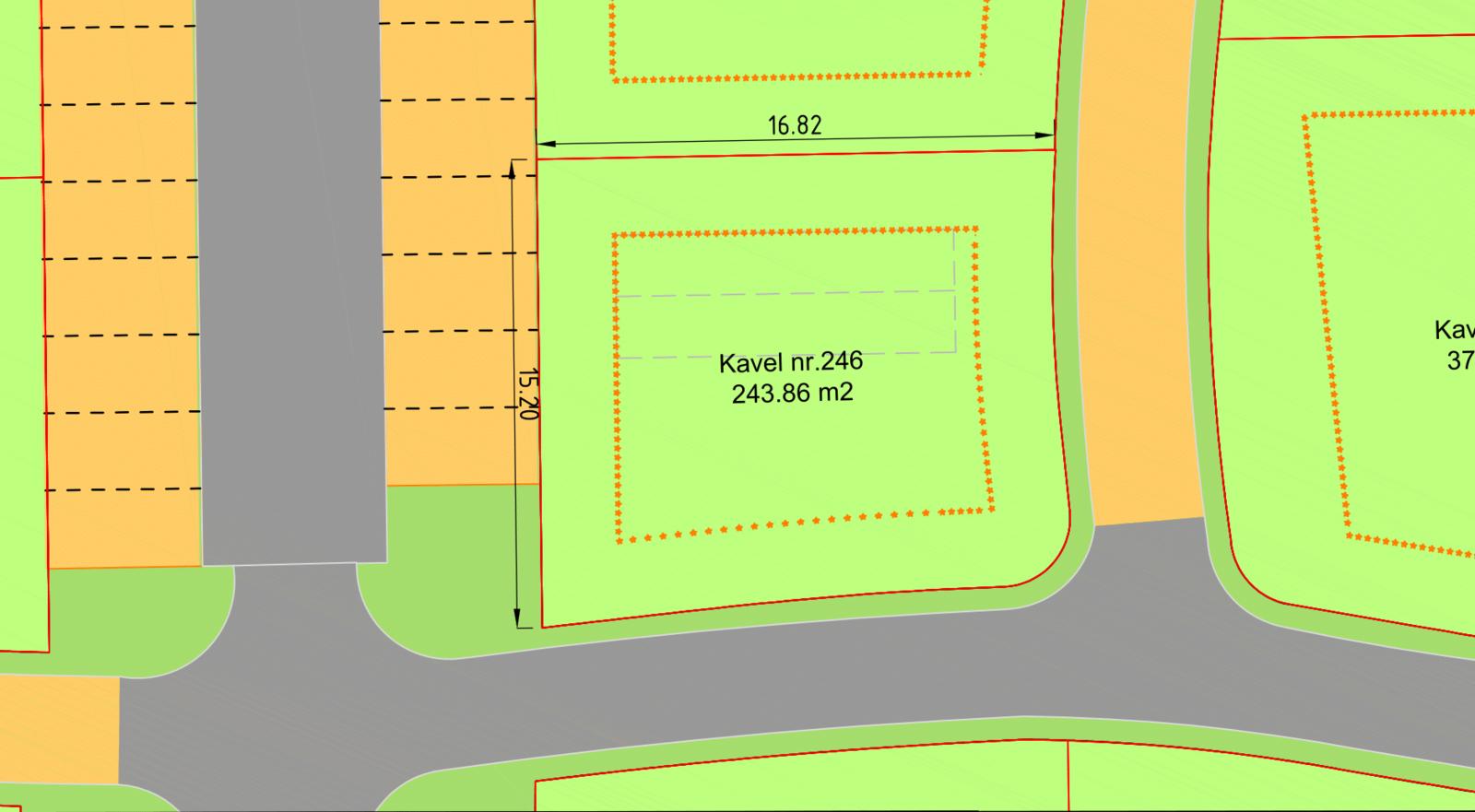 Zilvermeeuw 25 (Grundstück 246)