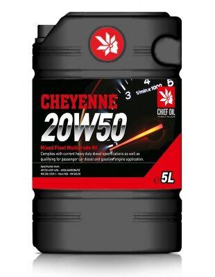 Cheyenne SAE 20W50