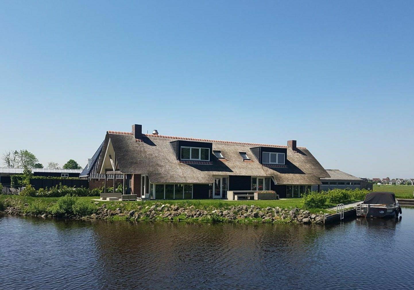 Zomervakantie in Nederland